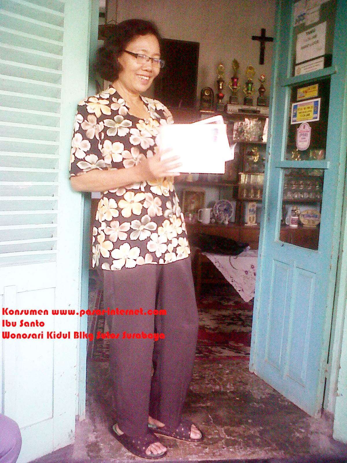 Konsumen Pasar Internet Indonesia