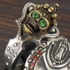 Rock 'n' Roll Jesus Ring
