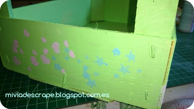 Caja Fresas Decoradas