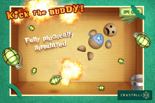 screenshot 3 Kick the Buddy: Second Kick V 1.11.1