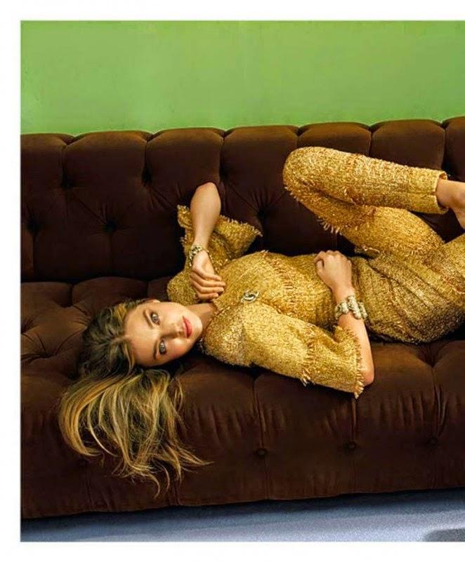 Miranda Kerr – InStyle Australia Magazine (January 2015)