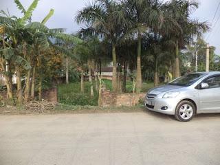 Cần bán khu đất mặt đường 36m Vĩnh Phúc - Thái Nguyên