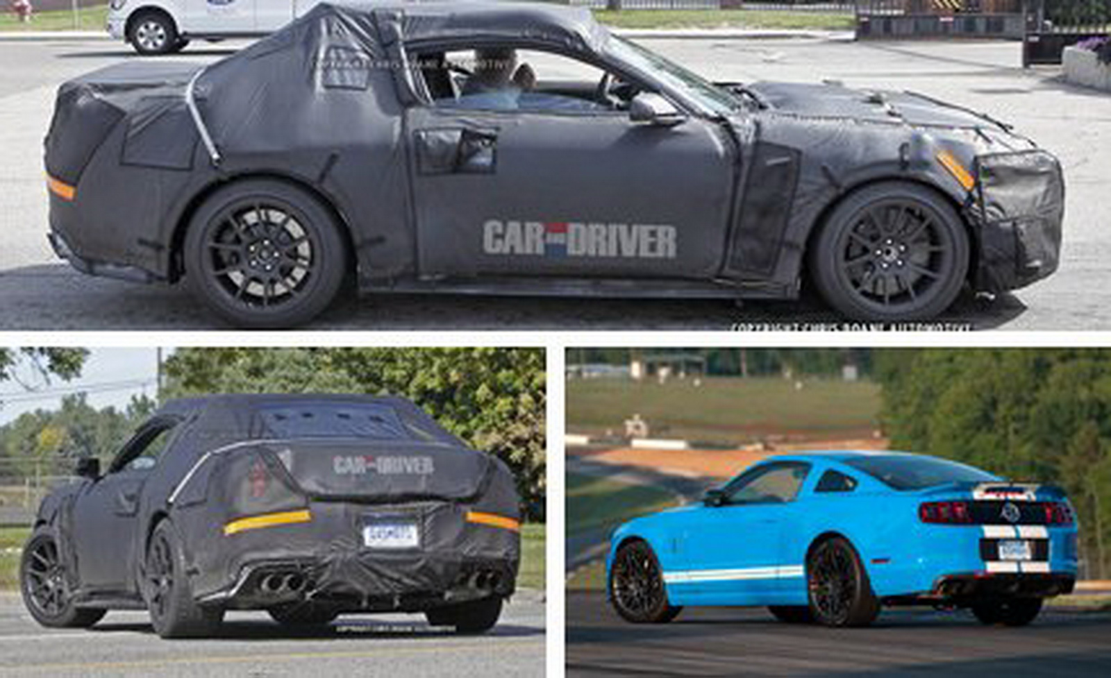2016 ford mustang shelby gt500 spy photos. Black Bedroom Furniture Sets. Home Design Ideas