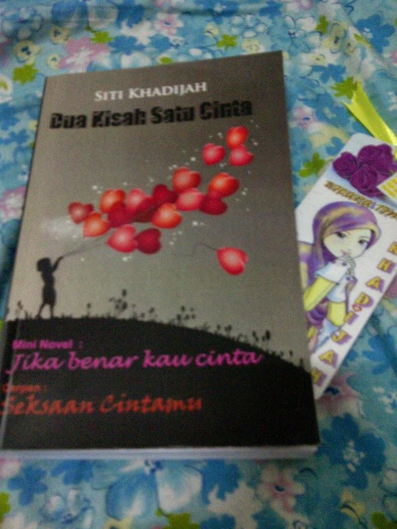 Dapat Novel Percuma Dari Penulis & Peminat Novel