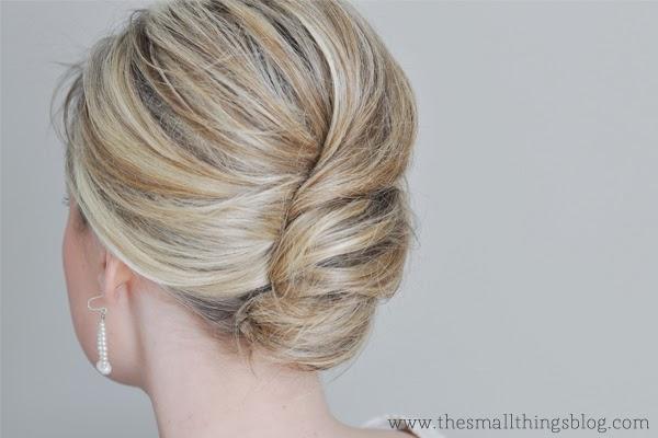 penteados de festa para cabelos