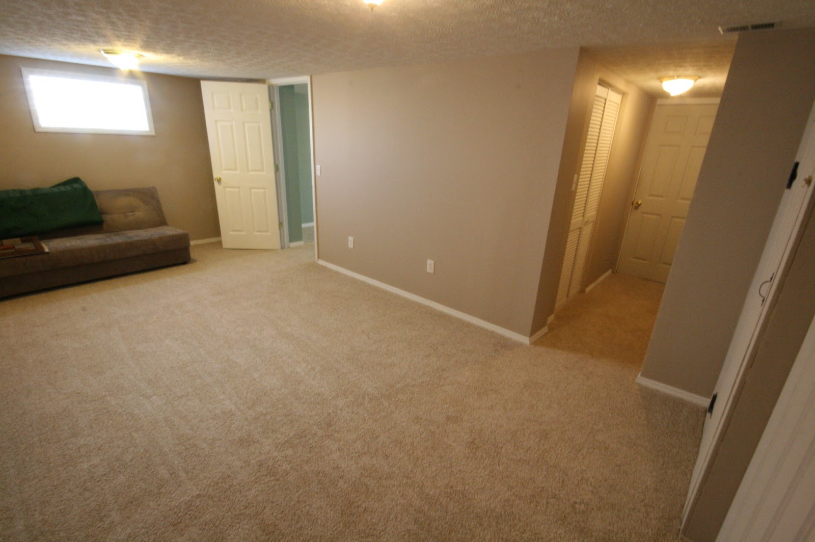 Brick cape cod home for sale in kettering ohio welcome Homes with finished basements for sale