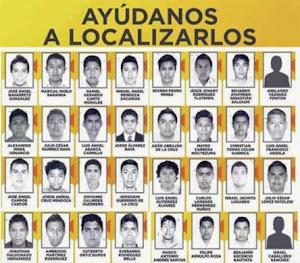 Tod@s somos #Ayotzinapa