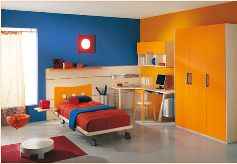 Cute And Beautiful Bedroom Decoration For Kids Design Interior Ideas
