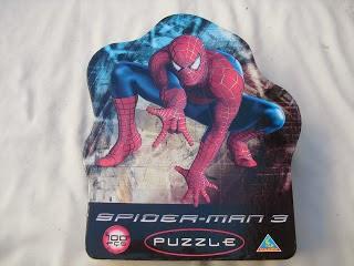 Puzzel Spider Man 3 100 Peças