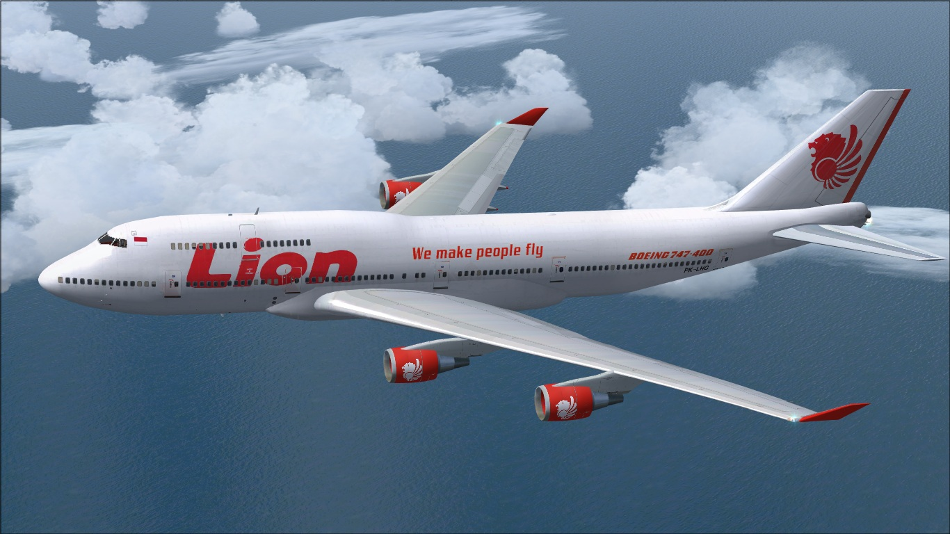 Lion Air Boeing...