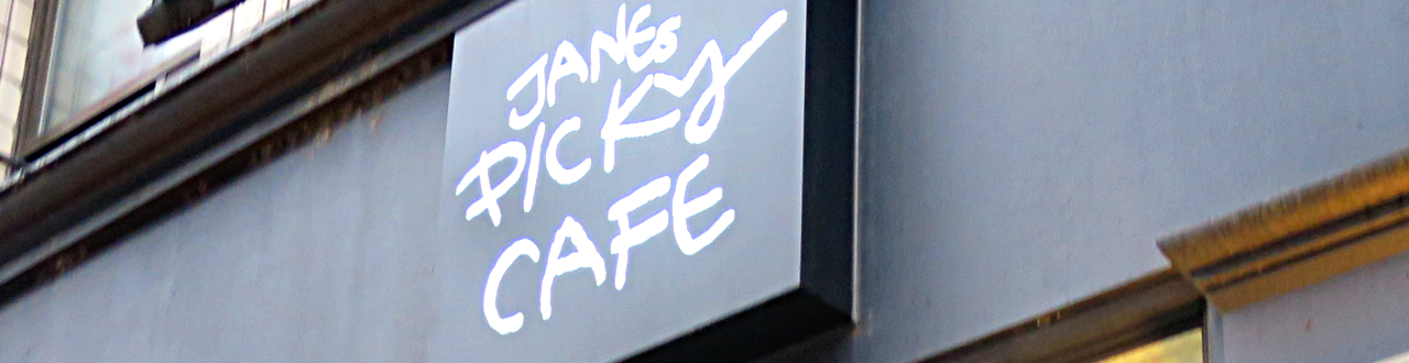 janes picky pizza/cafe garosugil