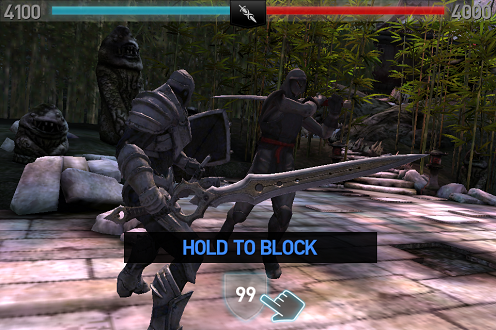 Screenshot Infinity Blade 2