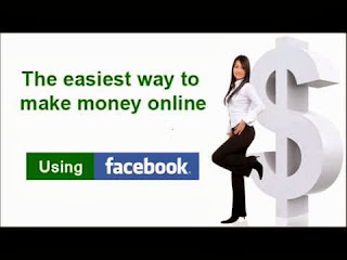Earn money by facebook