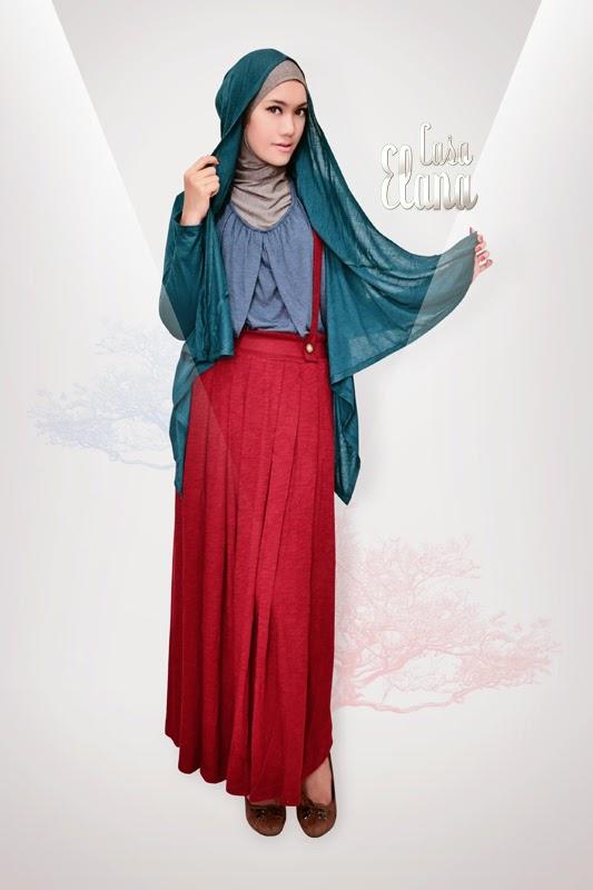 Desain Busana Muslim Remaja Terbaik 2015