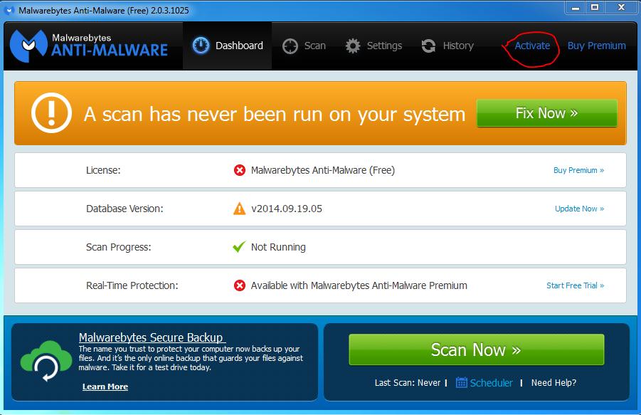 Malwarebytes - AntiMalware e Malware Removal grtis