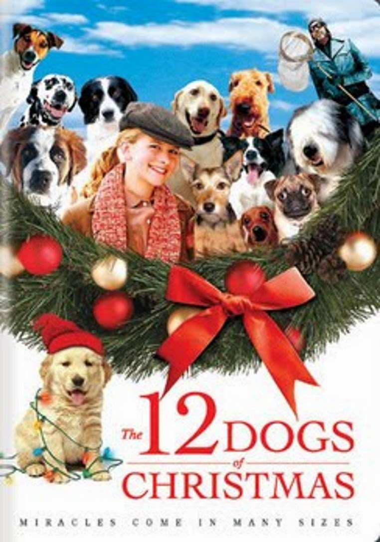 rough edges tuesdays overlooked movie the 12 dogs of christmas - 12 Wishes Of Christmas