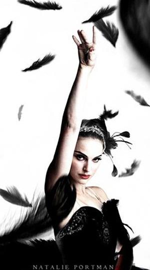 sarahs media a2 deconstruction of black swan movie poster