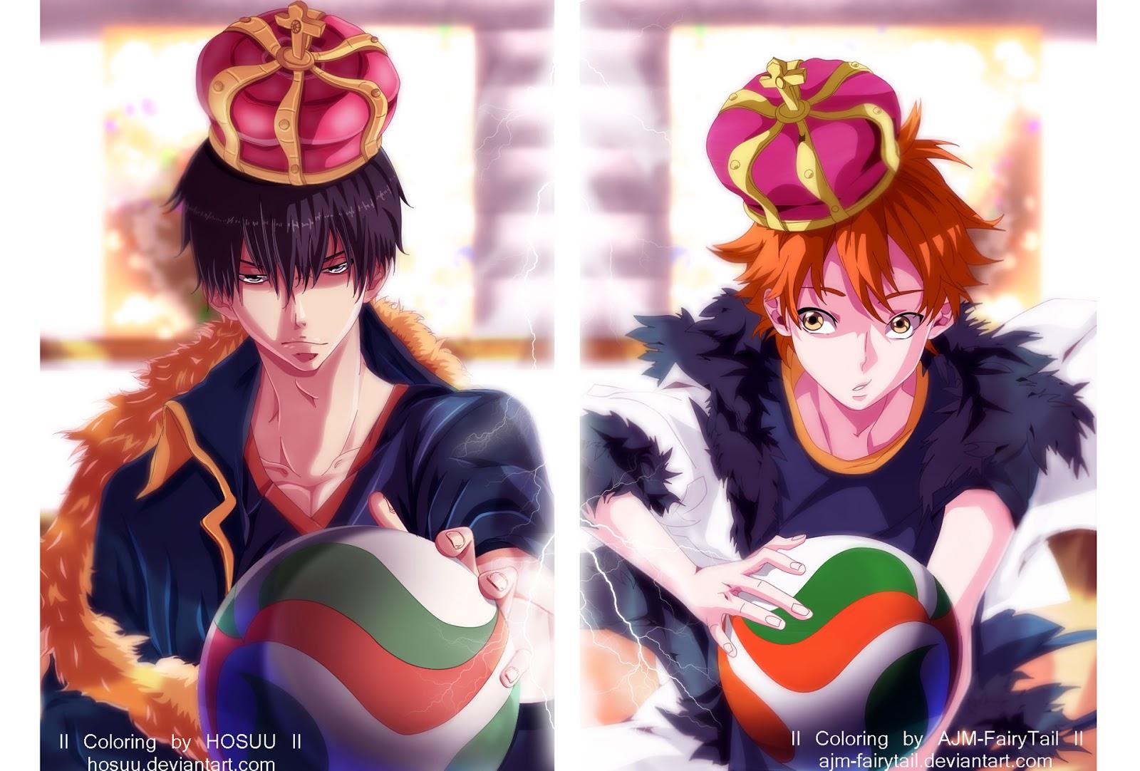 Haikyuu!! Chapter 225-2