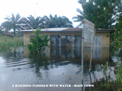 building%2Bflooding More photo Updates From The Delta State Ongoing Flooding