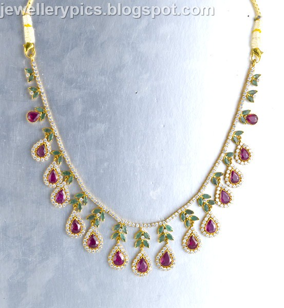 Gold Kundan Necklace Collection By Jos Alukkas Latest
