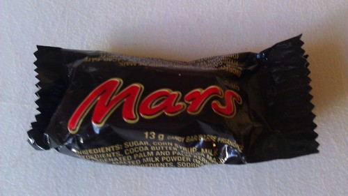 Mars Vodka Drink