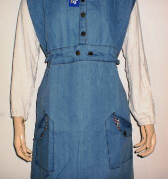 Grosir baju muslim murah online tanah abang gamis santai Baju gamis santai