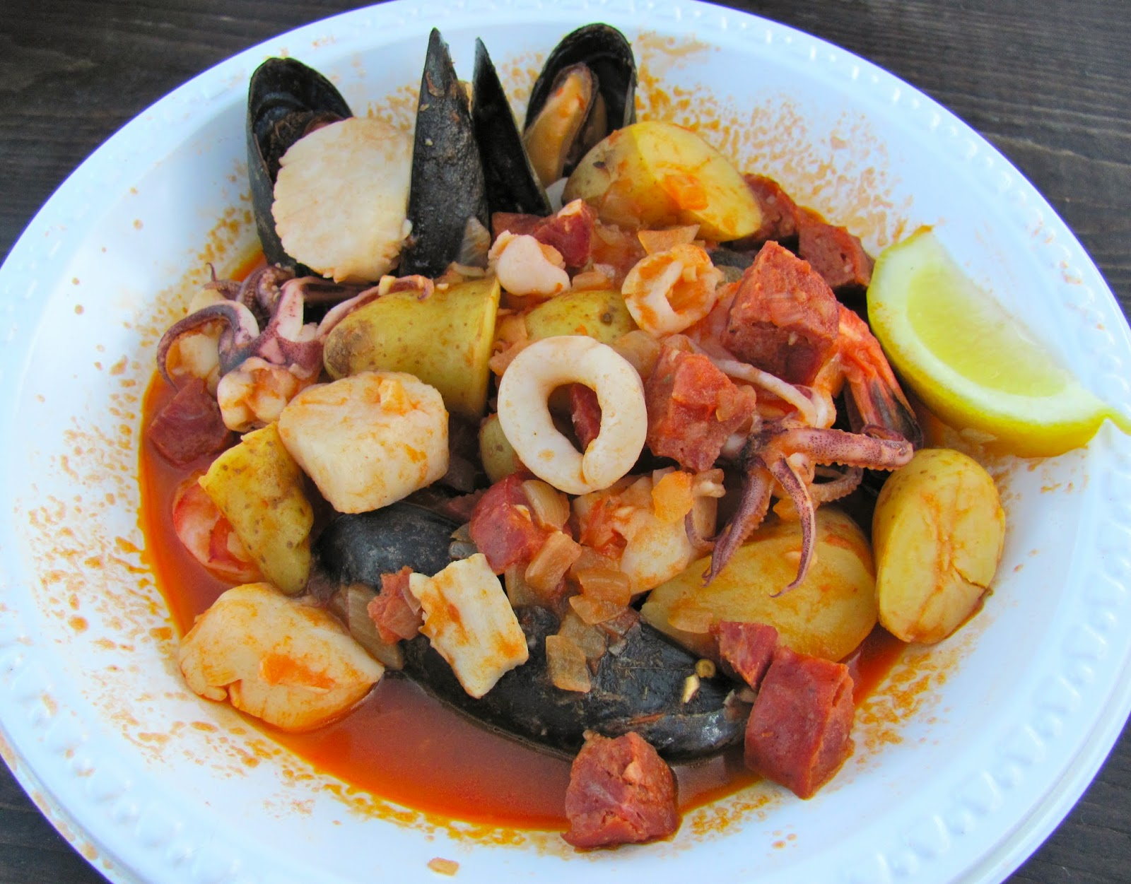 Theyearrounder 39 s guide to provincetown native cape cod for Portuguese fish stew