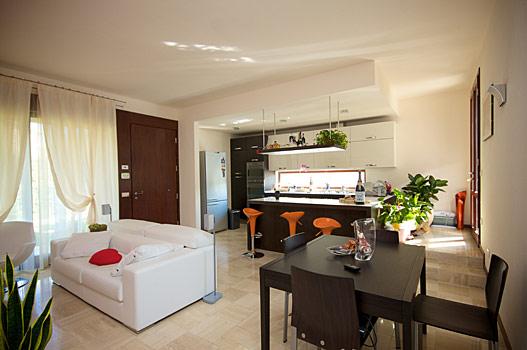 l'isola dei sogni: soggiorno & divani - Soluzioni Arredo Soggiorno Cucina
