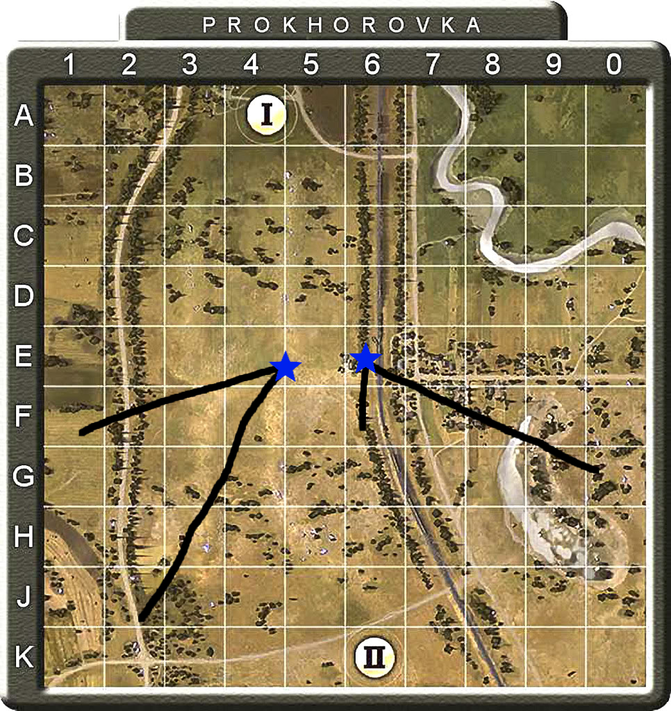 World of tanks map breakdown prokhorovka fiery salient north flexibility in your positioning is key from e5 there are several viable avenues of attack first in e5 closest to the rail tracks between the railroad gumiabroncs Image collections
