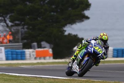 Start ke-7, Rossi Akui Dirinya Sangat Lambat