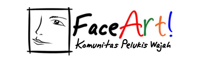 Face Art ! Komunitas Pelukis Wajah
