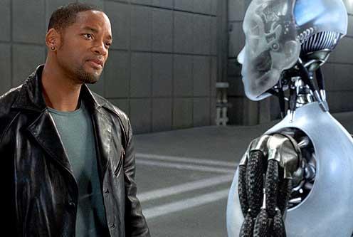 Película I, Robot