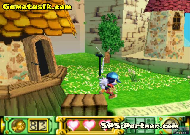 Download Game Klonoa Door To Phantomile PS1 PC