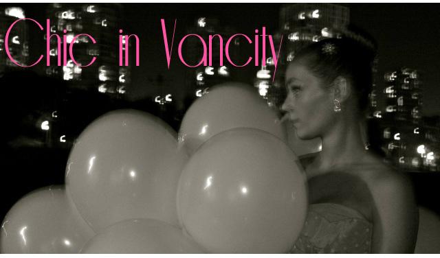 Chic in Vancity
