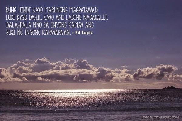Ed Lapiz quote