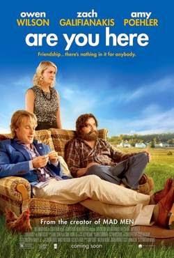Estás Aqui (2014) [DVDRip] [Latino]