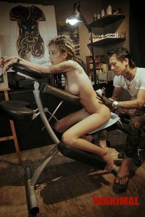 Ảnh gái xinh Việt khoe thân để nổi tiếng 9