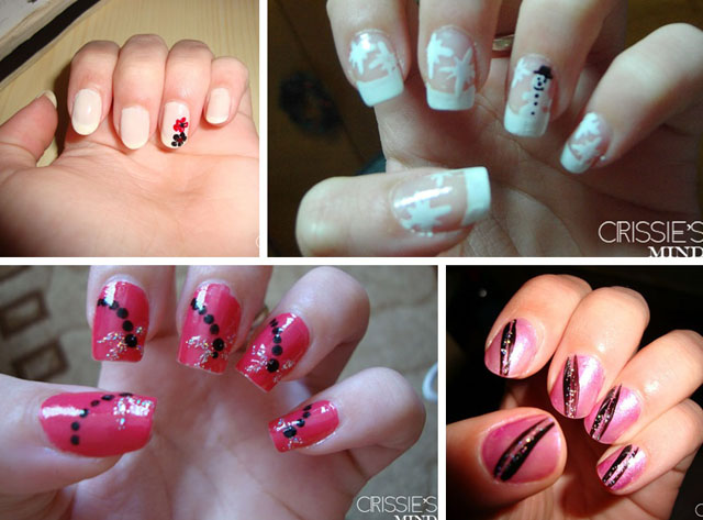Nail designs from my personal archive