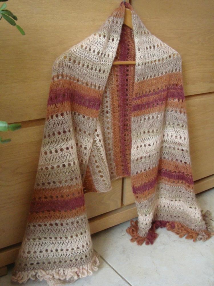 Mes favoris tricot crochet mod le gratuit une tole au tricot - Faire une boutonniere au tricot ...