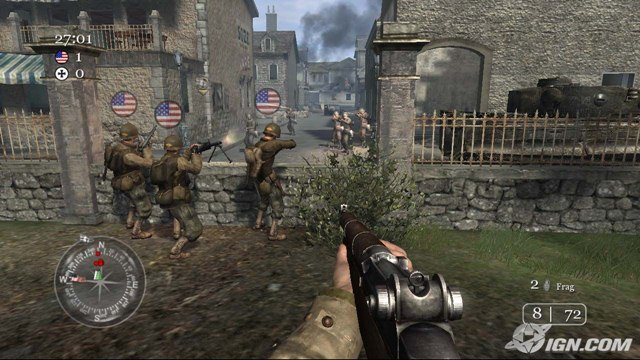 Call Of Duty 1 Pc Espanol
