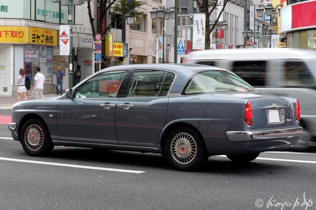 Toyota Origin, luksusowe auto, samochody z rynku japońskiego, JDM, zdjęcia, galeria