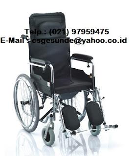 jual kursi roda 3 in 1 dengan harga murah