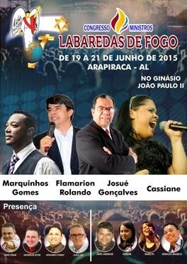 Arapiraca sedia o maior congresso evangélico do Brasil