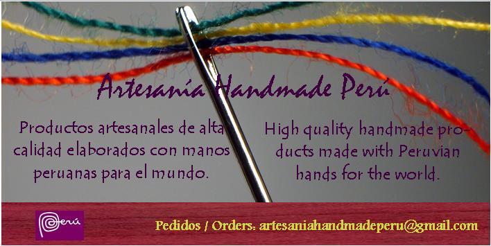 Artesanias Handmade Peru