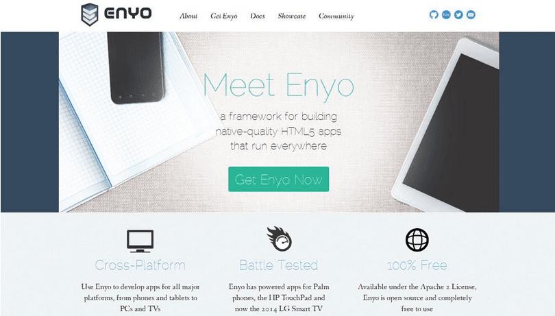 Enyo  framework