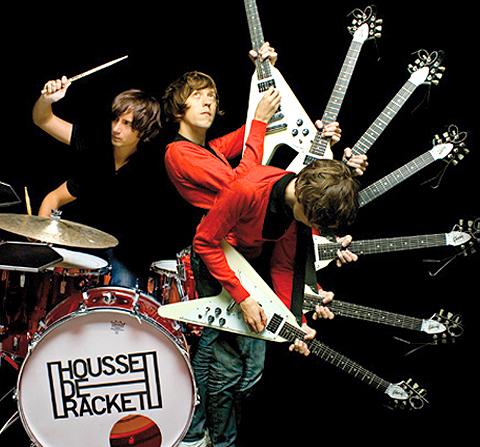 La fleur musique janvier 2012 for Housse de racket synthetiseur