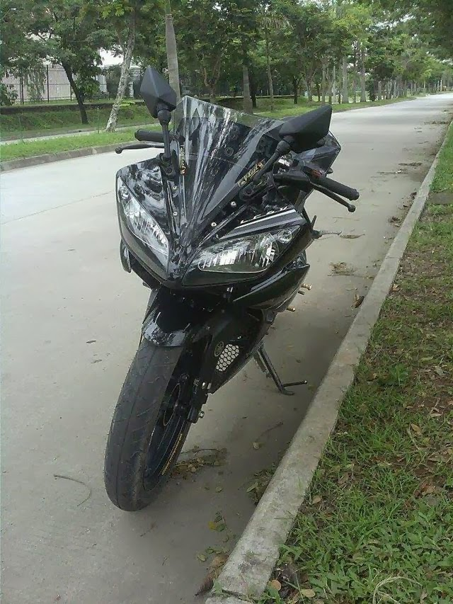 Gambar Modifikasi Motor Yamaha Rxz