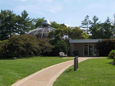The Great Lakes Casual Traveler Destination Of The Day Washington Park Botanical Garden