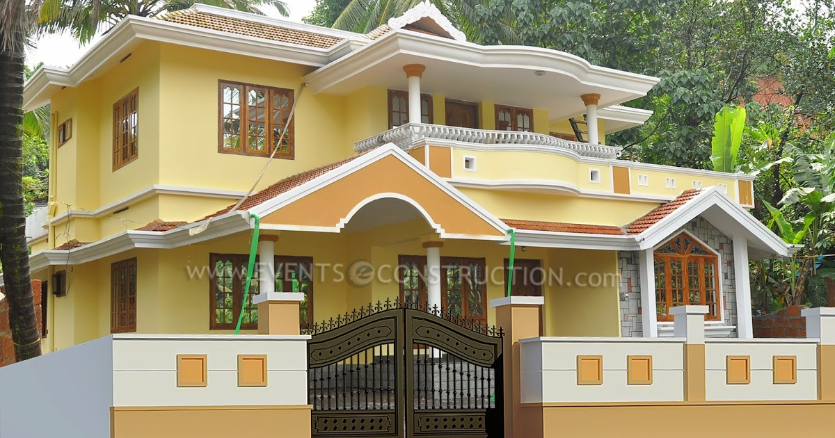 Evens construction pvt ltd compound wall design for Compound wall design photos