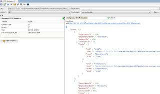 Create REST Web Service
